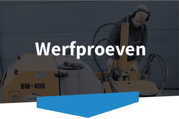Disoma | Werfproeven
